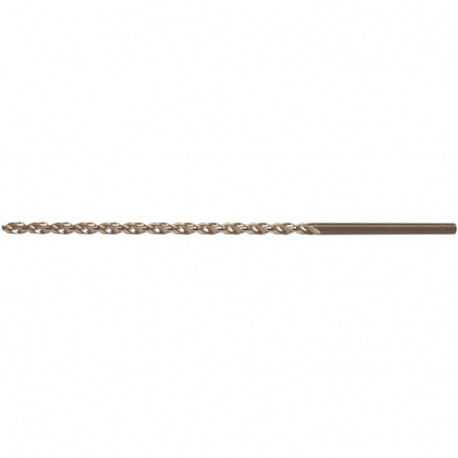 Foret à métaux extra long DIN 1869-TL HSS D. 10.0 x Lu. 235 x Lt. 340 mm - AX100340 - Labor