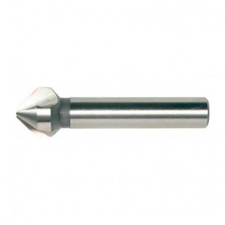 Fraise conique à métaux 90° DIN 335C HSS D. 10.4 x Lt. 50 x Q. 6 mm - AY901040 - Labor
