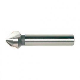 Fraise conique à métaux 90° DIN 335C HSS D. 12.4 x Lt. 56 x Q. 8 mm - AY901240 - Labor