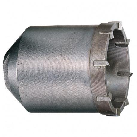 Trépan béton carbure Pro D. 80 x Lu. 70 x Lt. 100 mm - GW008000 - Labor