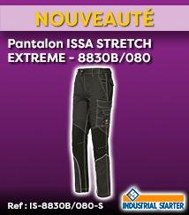 Pantalon Stretch Industrial Starter