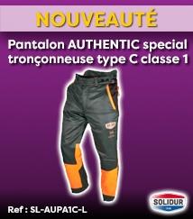 Pantalon AUPA Solidur