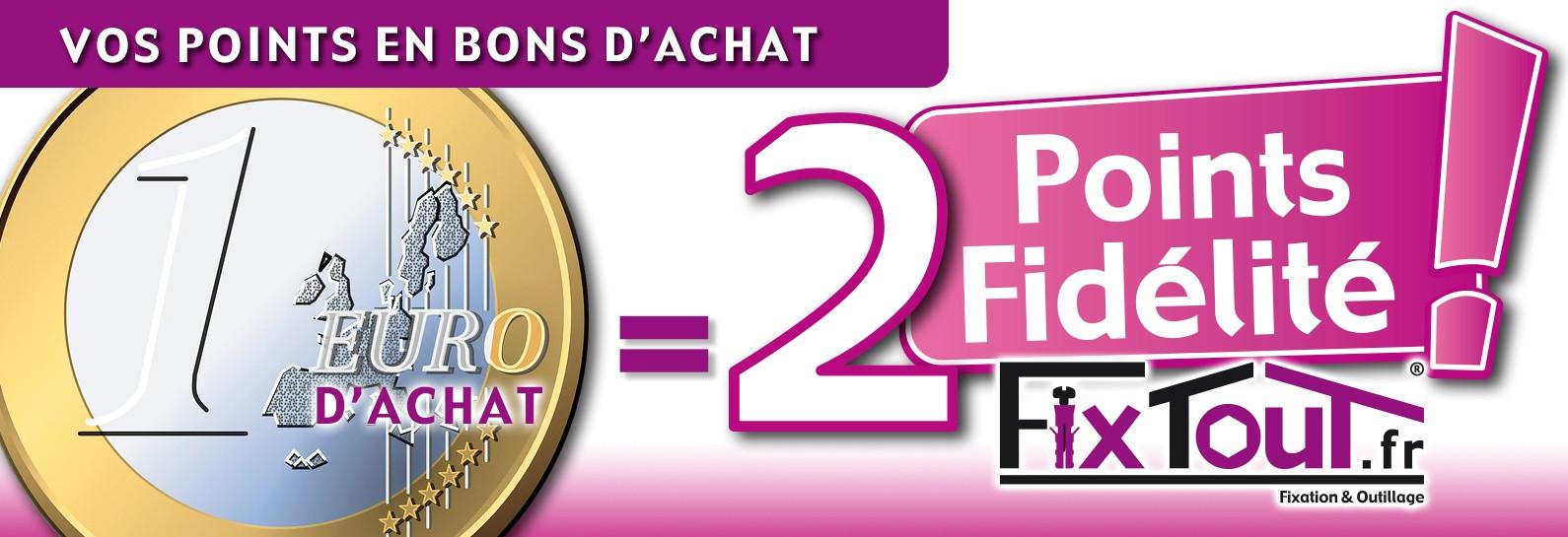 Nouveau sur fixtout.fr